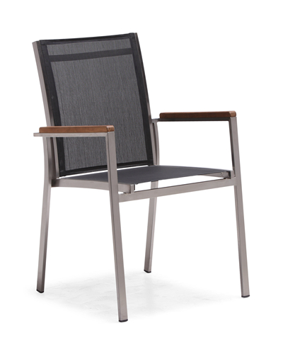 Stainless steel outdoor furniture dining chair (Y030BF)