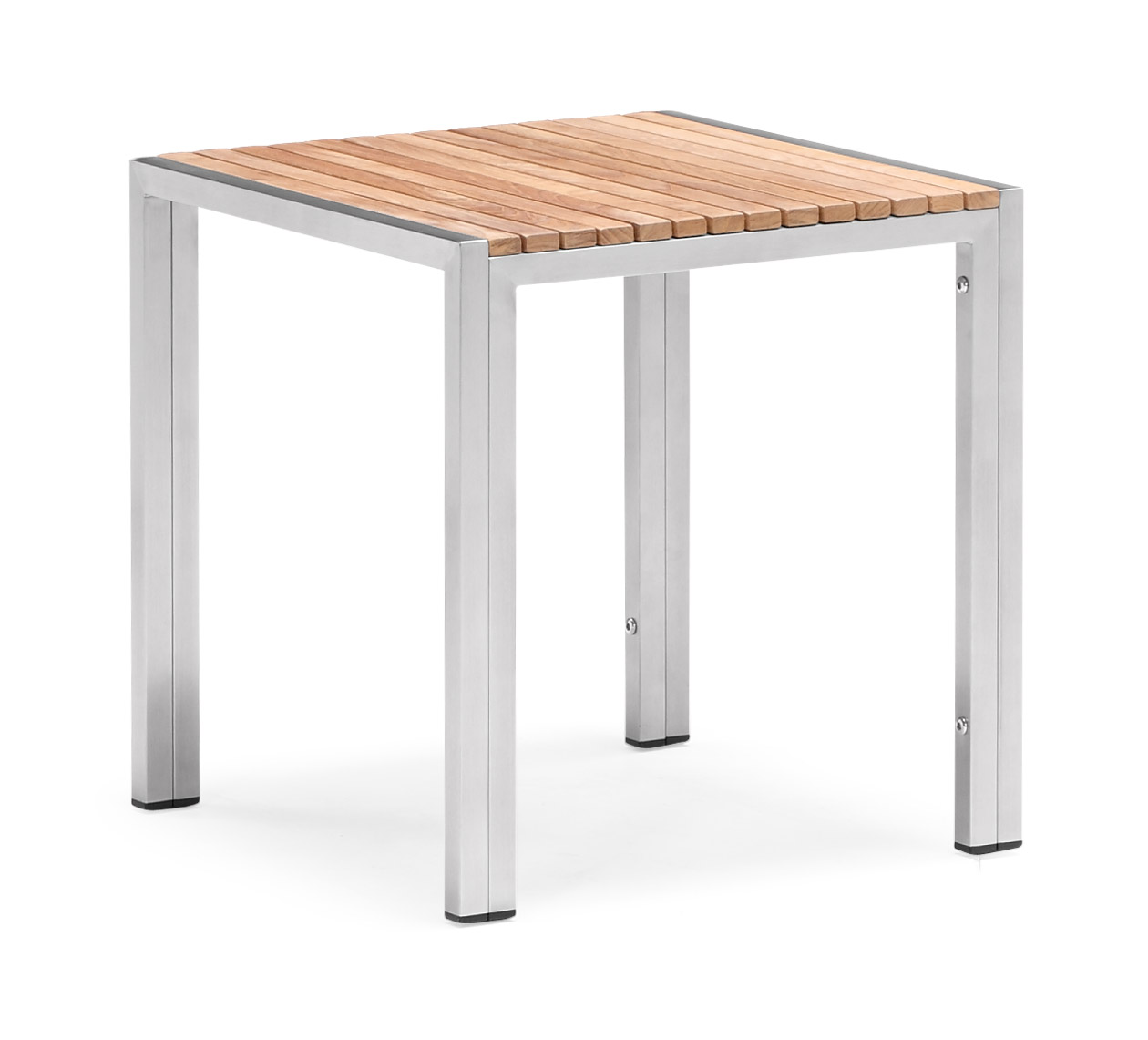 Outdoor square dining table teak table (T004MB)