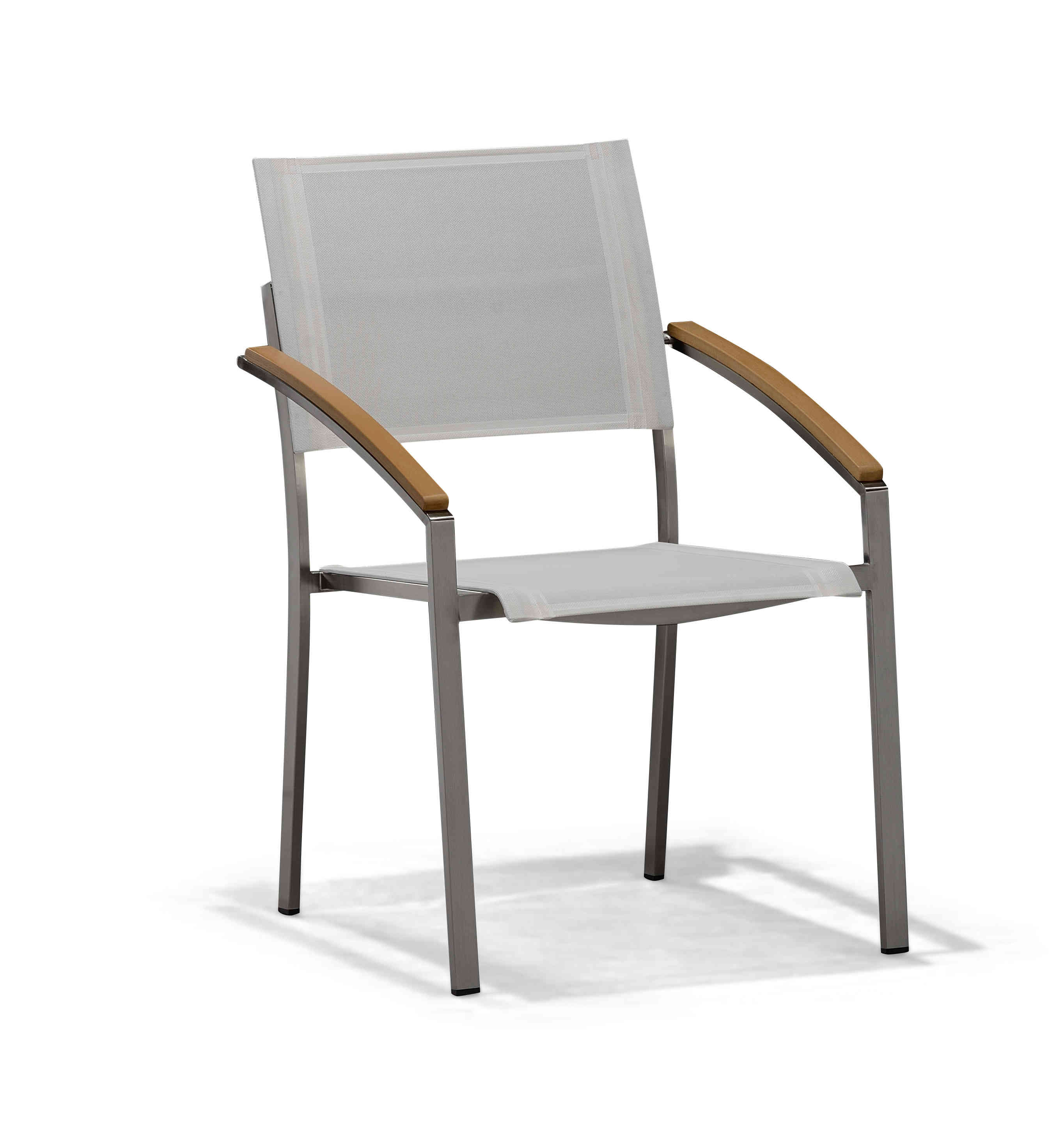 Metal garden dining furniture dining chair (Y112BF)