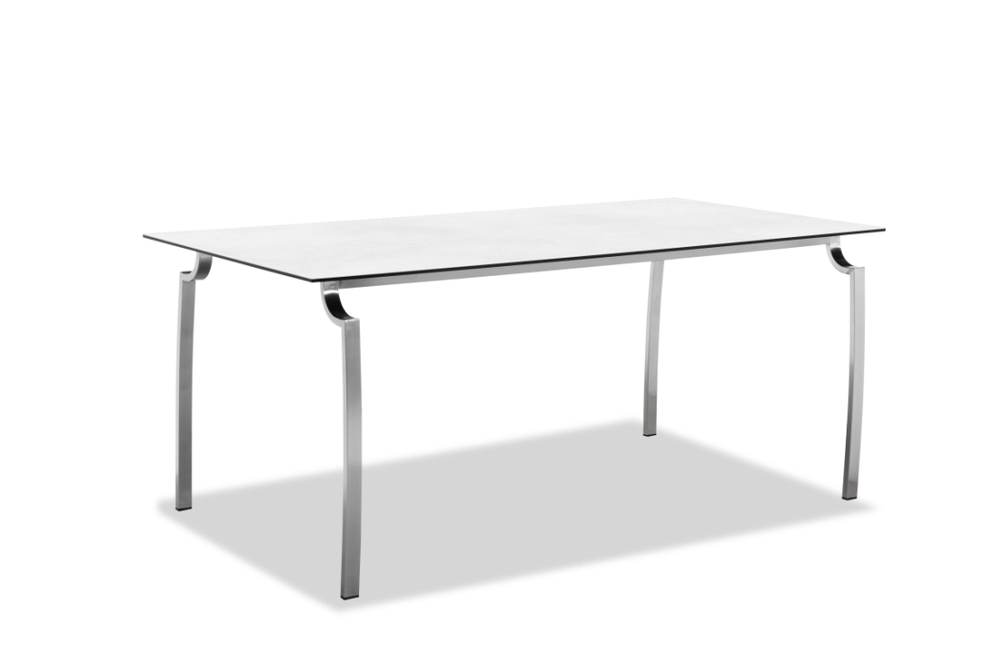 Nice design glass dining table(T304GC)