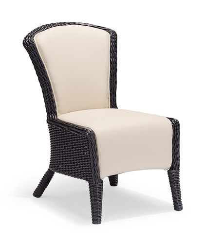 Outdoor patio rattan dining chair(Y033MPT)