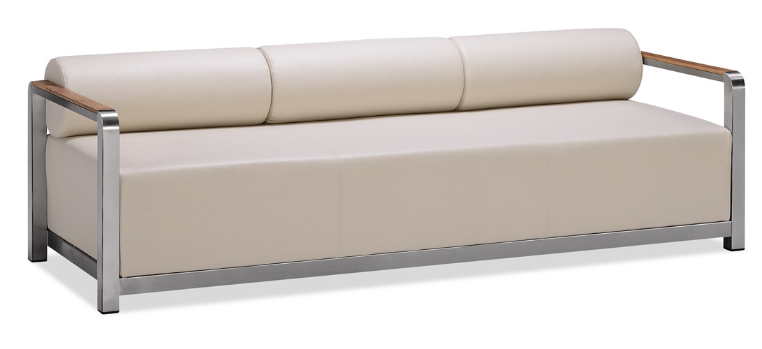 Outdoor patio sofa couch (S075PF3)