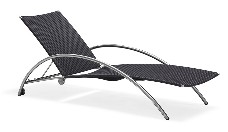 Pool side beach side sun lounger (C019TF)