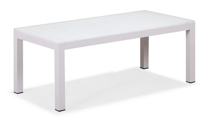 Powder coated aluminium coffee table(T055AGJ)