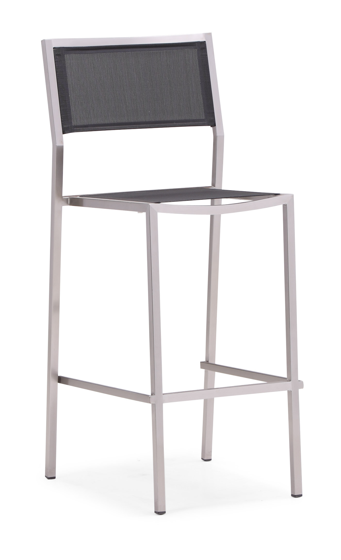 Outdoor textilene bar chair(B001B)